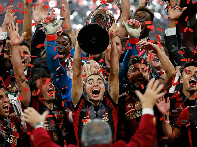 Almiron's Atlanta legacy is secure even if MLS Cup was his final match