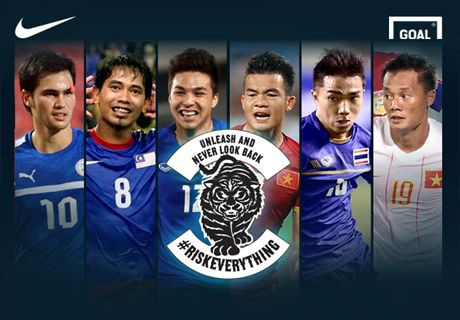 AFF 2014 Best Player Awards