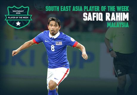 Goal SEA Player of the Week: Safiq Rahim