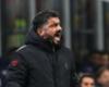 AC Milan boss Rino Gattuso