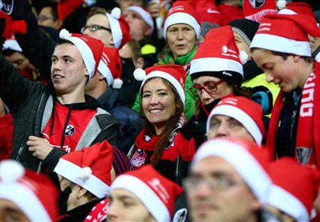 Quand les clubs de Ligue 1 pensent à Noël, voici le meilleur (ou le pire) des cadeaux