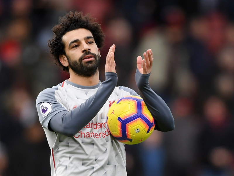 Mohamed Salah wins another Liverpool award