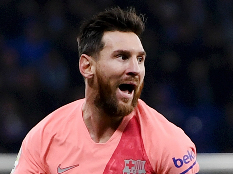 'Any team that has Messi is the favourite' - ex-Spurs midfielder Nayim