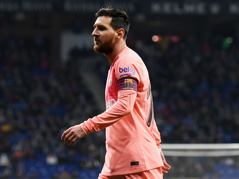 Lloris braced to face 'one of the best in history' in Messi