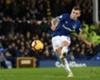 Everton left-back Lucas Digne