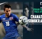 Finalis Terbaik AFF: Chanathip Songkrasin
