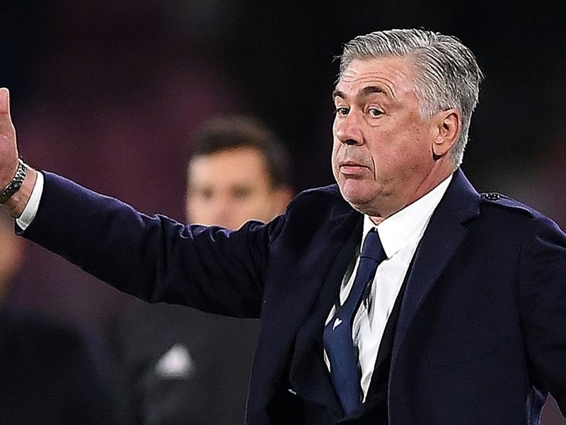 Naples est une équipe construite pour l'avenir, estime Ancelotti