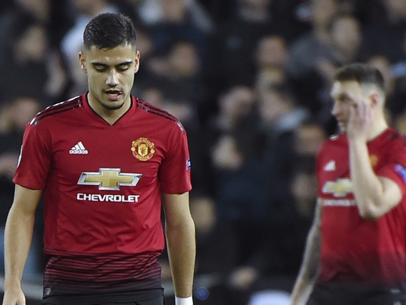 Valence-Manchester United 2-1, United rate le coche à Valence