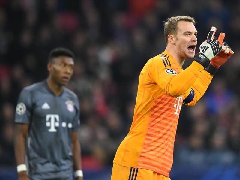 Bayern Munich, Manuel Neuer :