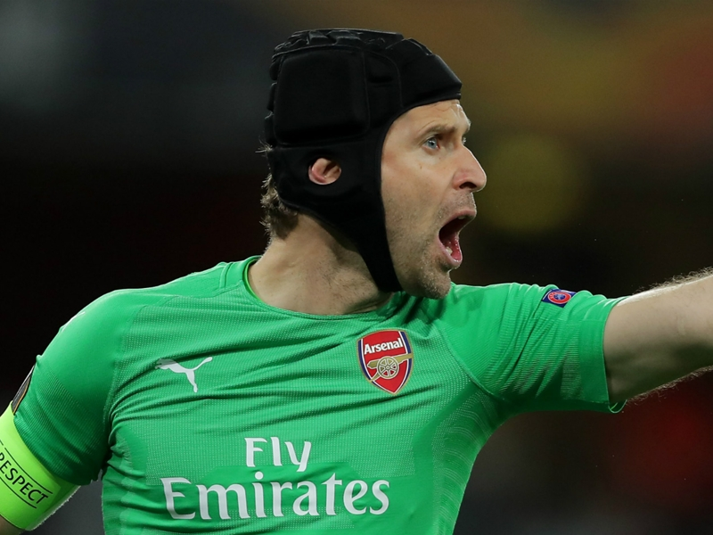 Jose Mourinho 'honoured' to have given Petr Cech his first start