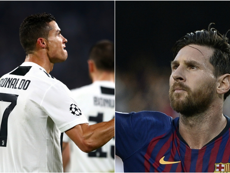 'Ronaldo is a champion but Messi is a genius' - Capello's verdict on Juve & Barca stars