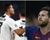 Devler Ligi'nde Messi ve Ronaldo'dan rekor