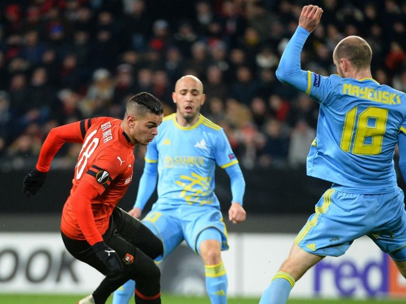 Ligue Europa - Rennes-Astana (2-0) : Rennes se qualifie et écrit une nouvelle page de son histoire
