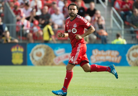 TFC declines options on four players
