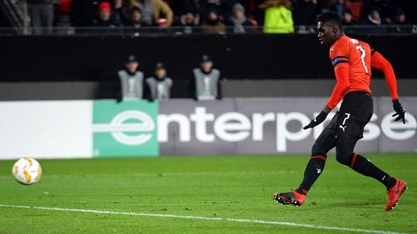 Ligue Europa - Rennes-Astana (2-0) : c'était le show Ismaïla Sarr