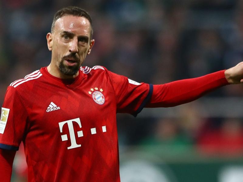 À 35 ans, Franck Ribéry veut durer au Bayern Munich