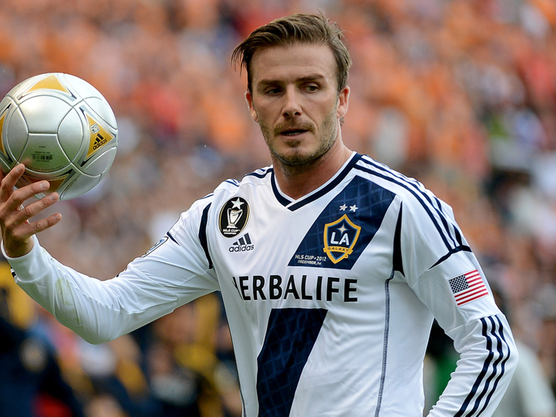 LA Galaxy to honour Beckham with statue