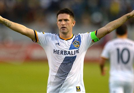 Report: LA Galaxy 2-1 New England (AET)
