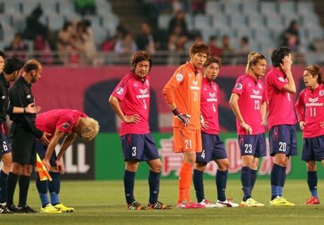 Cerezo Osaka Tutup Musim Dengan Kekalahan