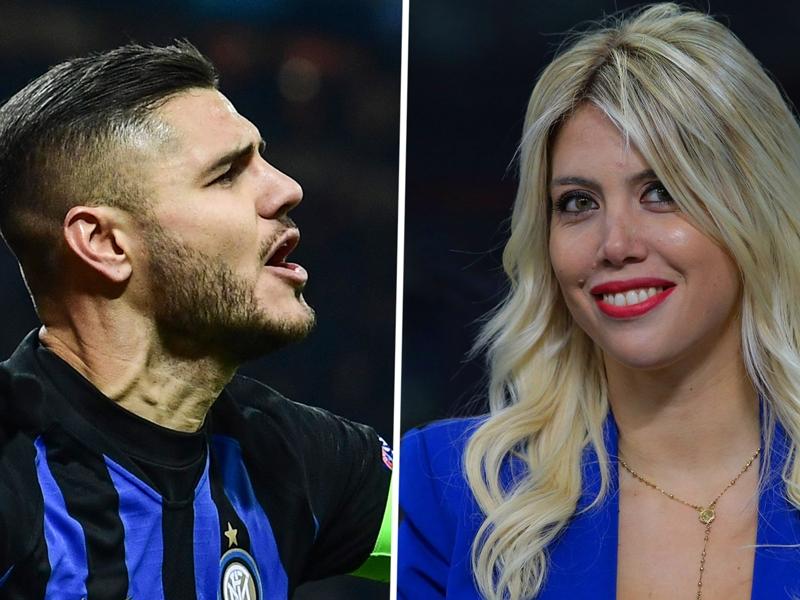 Inter Milan, Icardi dément tout désaccord avec Wanda