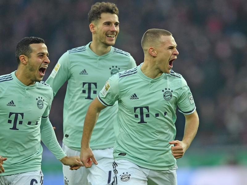 Bundesliga - Hanovre 0-4 Bayern : les Munichois en balade chez la lanterne rouge