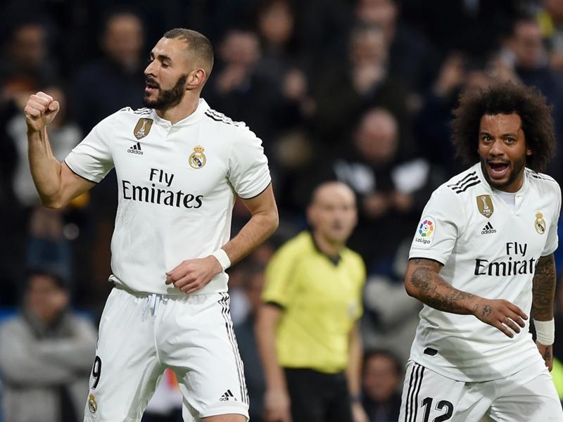 Le groupe du Real Madrid pour la Coupe du monde des clubs