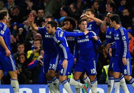 Mou on the brink of new Chelsea record