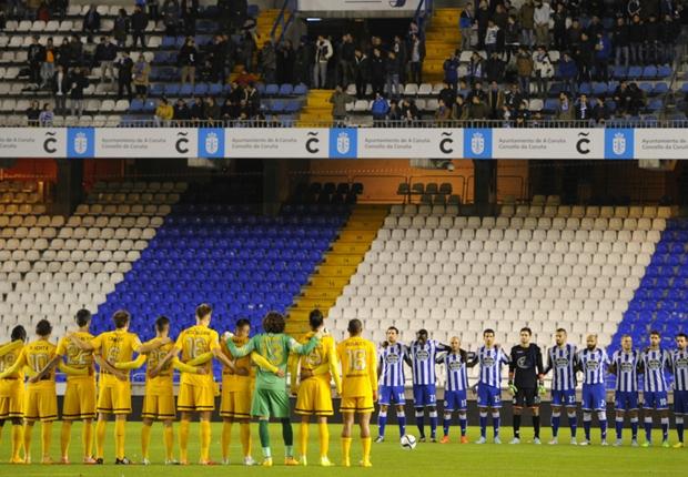 Video: Deportivo La Coruna vs Malaga