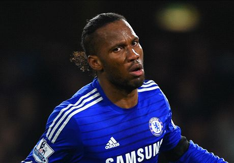 Drogba targeting Chelsea stay