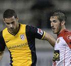 LIVE: Atletico Madrid 1-0 L'Hospitalet