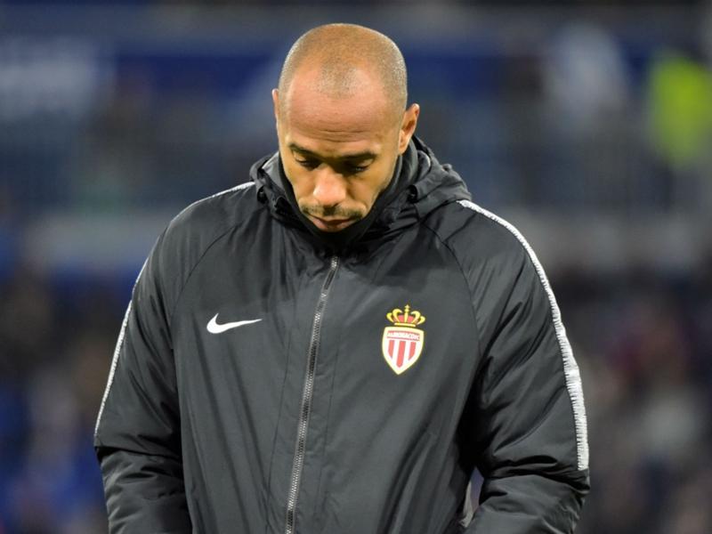 Monaco confirm Henry sacking as Jardim takes over Ligue 1 strugglers