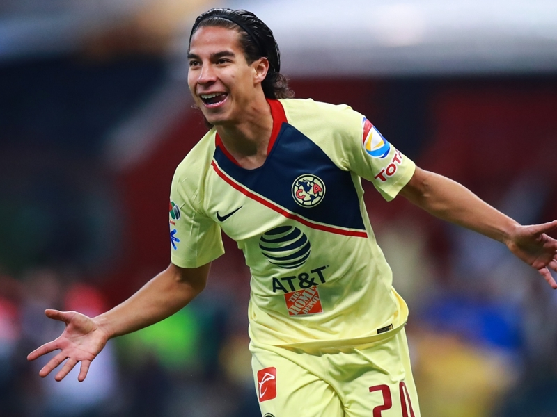 Mexico star Diego Lainez signs with La Liga's Real Betis