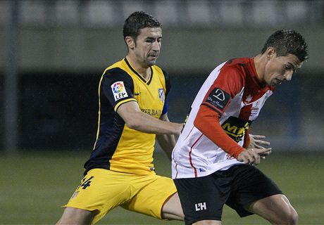 Match Report: L'Hospitalet 0-3 Atletico