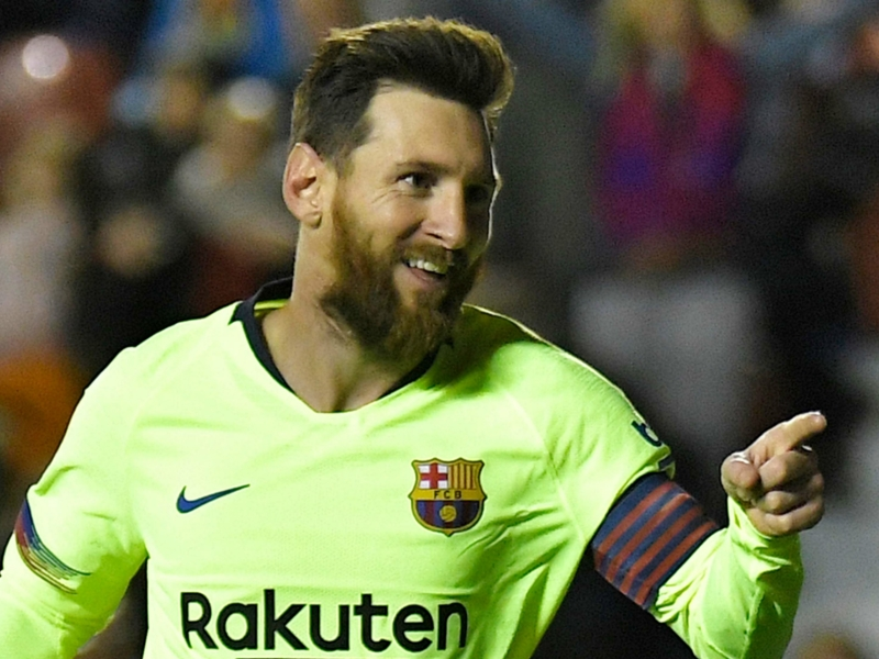 Barcelona will renew Messi's contract when he is ready - Bartomeu