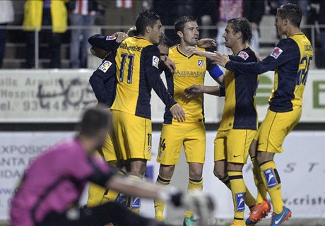 Player Ratings: L'Hospitalet 0-3 Atleti