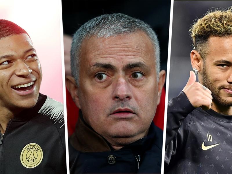 Manchester United-PSG : ce que Jones, Smalling et Lindelof peuvent craindre de Neymar, Mbappé et Cavani