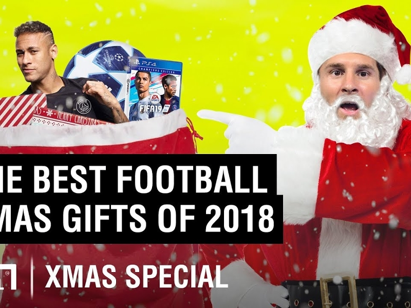 Video: The best football Christmas gifts of 2018