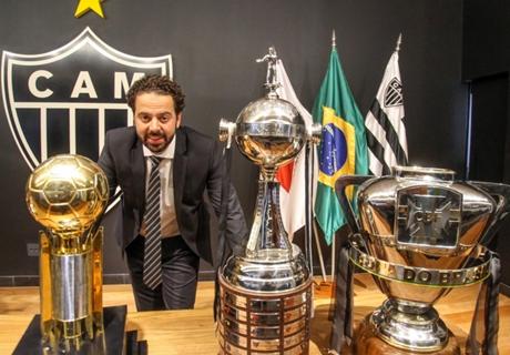 Galo usará time misto no Mineiro