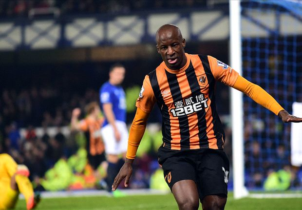 Everton 1-1 Hull City: Aluko rescues point for struggling Tigers