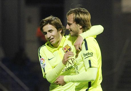 Samper ready to star - Luis Enrique