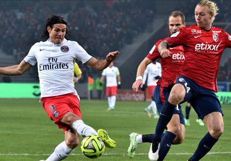 Lille 1-1 PSG: Own goal equalizer