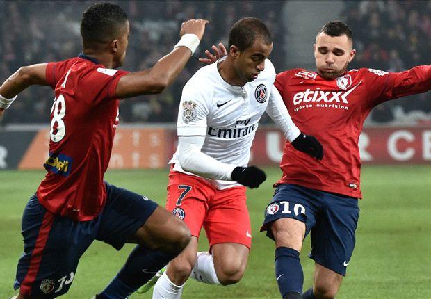Lille 1-1 PSG : Paris bute sur Lille