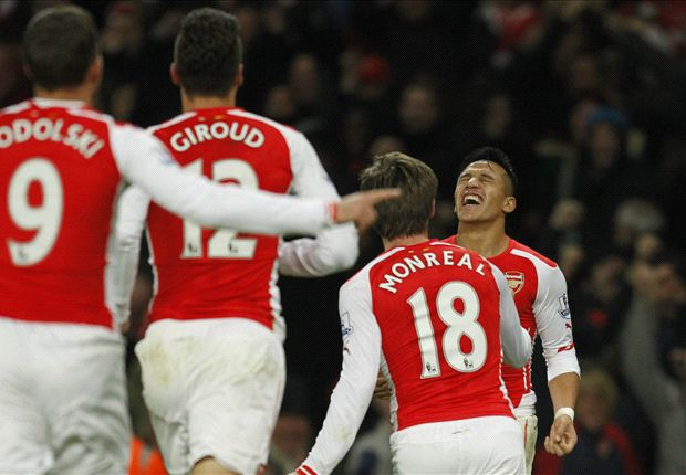 Arsenal 1-0 Southampton: Alexis the hero as Gunners down stubborn Saints