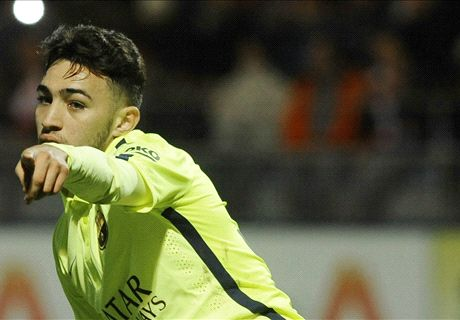 Barça : Munir voit sa clause augmentée