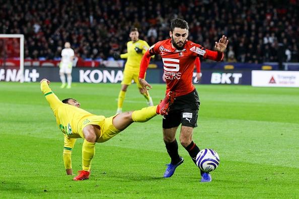 Coupe de la Ligue - Monaco-Rennes :