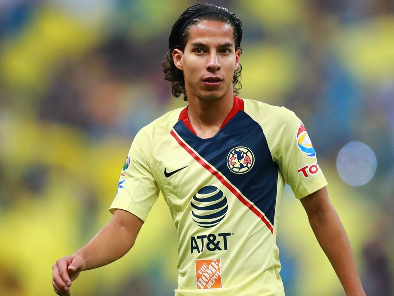 Who is Diego Lainez? Mexico's teenage sensation who just signed for Betis