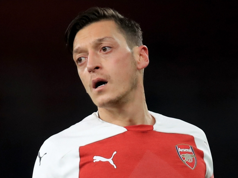 'Ozil's time is up and he has to move on' - Former Arsenal star suggests China switch