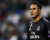 Keylor Navas Real Madrid Champions League