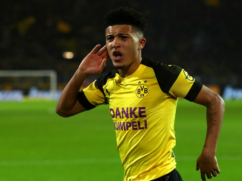Incredibly good Sancho plays crucial role at Dortmund - Favre