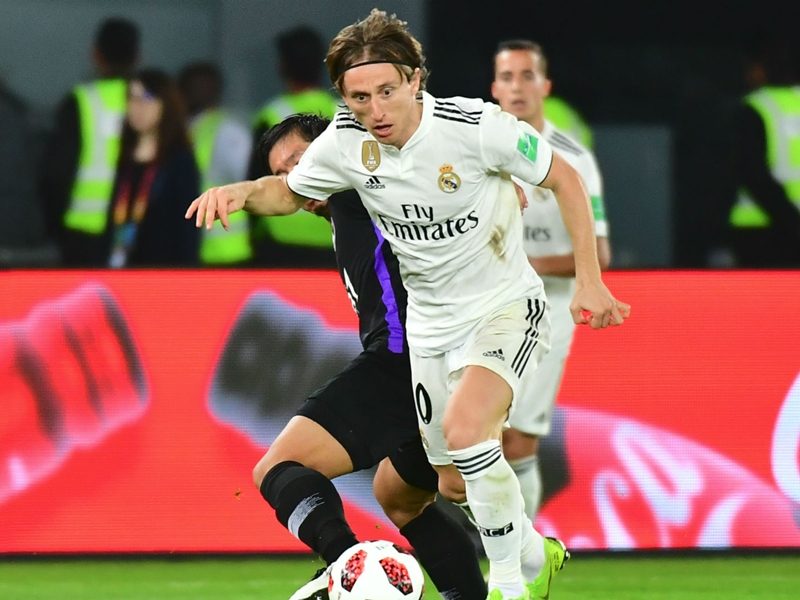 "Luka Modric : ""Je veux finir ma carrière au Real Madrid mais ce ne sera pas facile"""